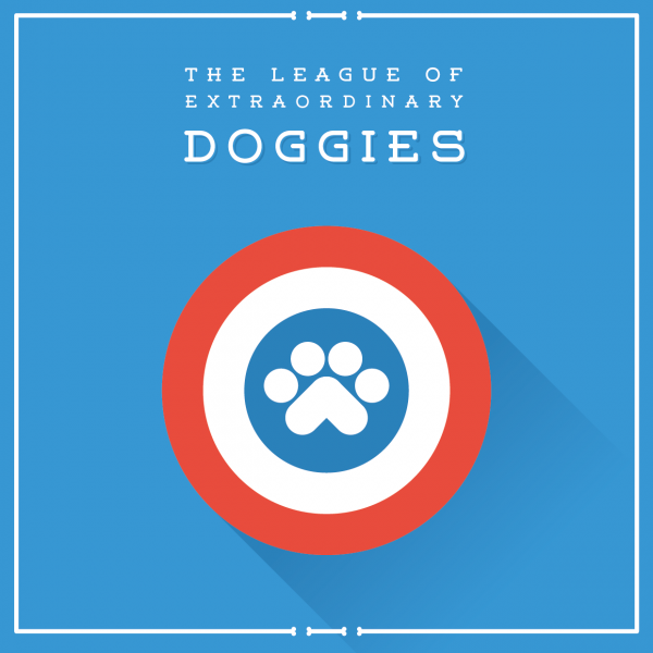 The League of Extraordinary Doggies
